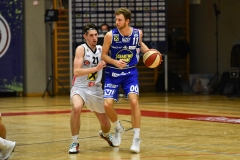 Basketball Superliga 2020/21, Grunddurchgang 6.Runde Flyers Wels vs. Swans Gmunden