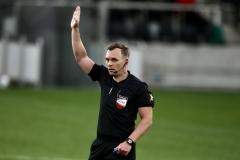 SPORT FUSSBALL ERSTE LIGA FC JUNIORS OÖ - FC BLAU-WEIß LINZ    IM BILD: Achim Untergasser (Schiedsrichter)  FOTO:FOTOLUI/UW
